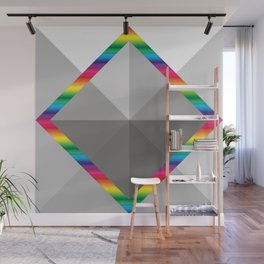 MultiSquare Prism Wall Mural