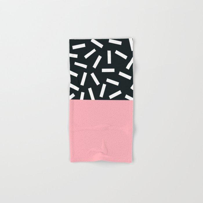 Memphis pattern 24 Hand & Bath Towel