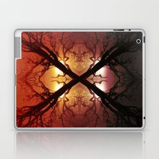 Quad Tree #1 Laptop & iPad Skin