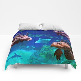 Lionfish no 2 - Dragonfish Comforters