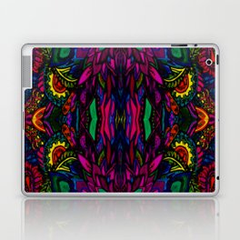 Psychedelic Illusions Intense Colors Pattern Laptop & iPad Skin