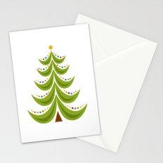 Holiday 2015: Tree Stationery Cards