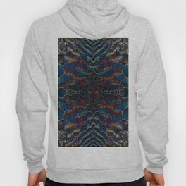 Feather fusion geometry VI Hoody