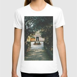 Deep In To The Labyrinth T-shirt