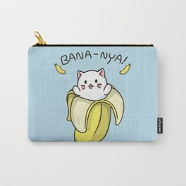Bananya Carry-All Pouch