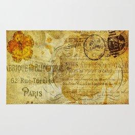 Postcard Lettre 5 Rug