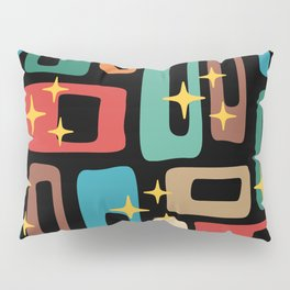 Retro Mid Century Modern Abstract Pattern 223 Pillow Sham
