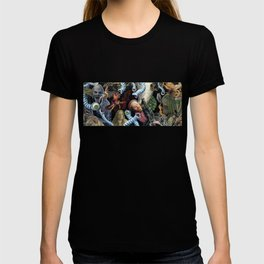 Reverie In The Thirteenth Hour T-shirt