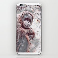 Will Never Know Freedom iPhone & iPod Skin