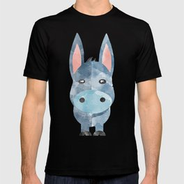 Water Colour Baby Donkey T-shirt