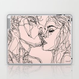 kiss more often Laptop & iPad Skin