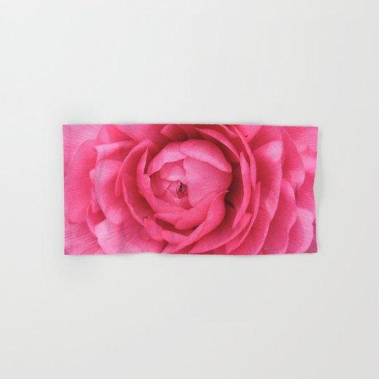Petals in the Pink Hand & Bath Towel