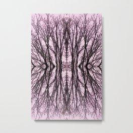 Corset Metal Print