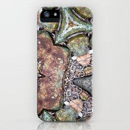 Rock Garden #1 iPhone Case