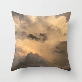 Big Mood Throw Pillow