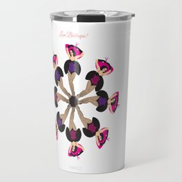 Love Burlesque! Travel Mug
