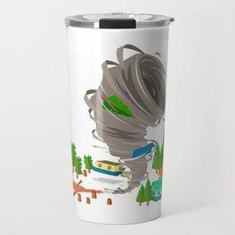 Awesome Tornado & Storm Chasers Travel Mug
