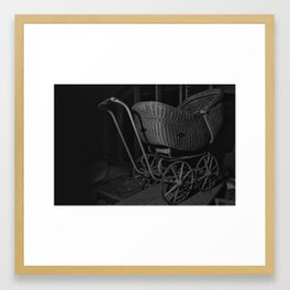 Pram Framed Art Print