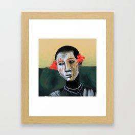 guy Framed Art Print