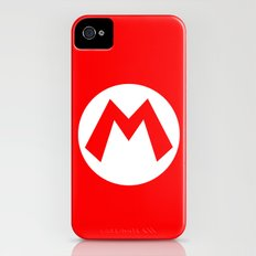Nintendo Mario iPhone (4, 4s) Slim Case