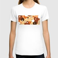 cookies T-shirts featuring Gammy's Cookies by Naked N Pieces