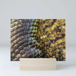 Scales Mini Art Print
