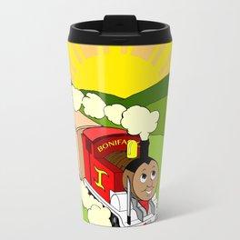 Bonifacio The Train Travel Mug