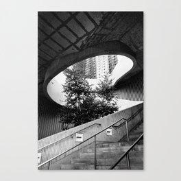 Chicago Stairway Canvas Print