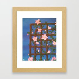 Flowers 1 Framed Art Print