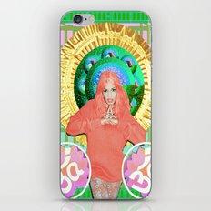 GODDESS_MATANGI iPhone & iPod Skin