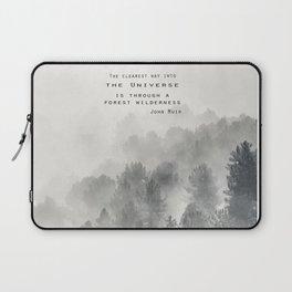 """Forest Wilderness"" Laptop Sleeve"