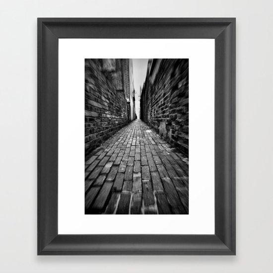 Ginnel Framed Art Print