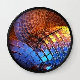 Waveform Wall Clock