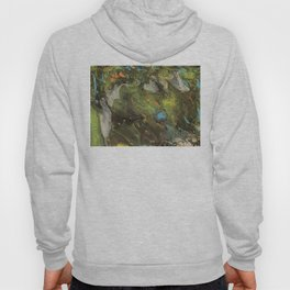 Acrylic Paint Pour (Dirty Pour) 1 Hoody