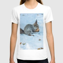 Tasty nut T-shirt