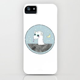 Loch Ness of the Black Lagoon iPhone Case
