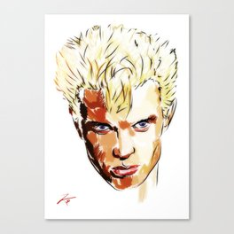 Rebel Yell  Canvas Print