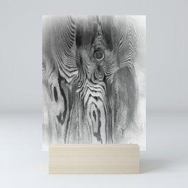 Dark Angel | Night Terrors | Horror | Nightmares | Nadia Bonello Mini Art Print