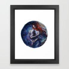 Tamaryn Framed Art Print
