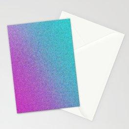 Vice (Color Halftone Pattern) Stationery Cards