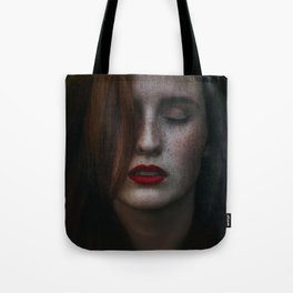 Dark freckle Tote Bag