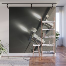 Lighters. Fashion Textures Wall Mural