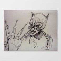 SELINA KYLE ~ ULTRA 'EGO Canvas Print