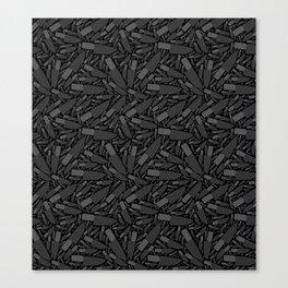 Knife Pattern Canvas Print