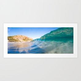 Mini clarity Art Print