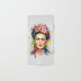 Frida Kahlo Hand & Bath Towel