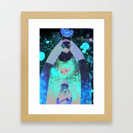 Cowboys! Framed Art Print