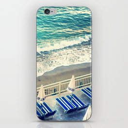 vittorio iPhone Skin