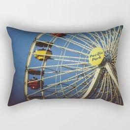 Pacific Park Ferris Wheel Rectangular Pillow