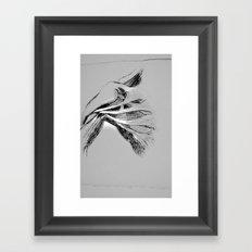Anatomy 101 Framed Art Print